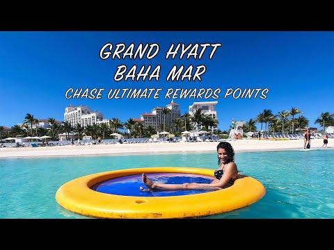 Grand Hyatt Baha Mar Bahamas 2019 (FULL TOUR REVIEW)