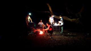 Kamp Ateşi Eşliğinde Güzel Bir Kamp