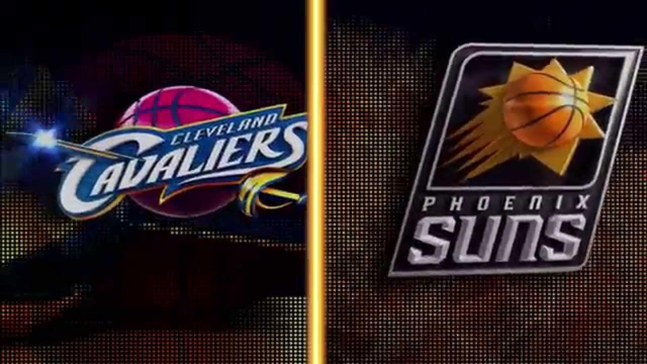 Lets Play Nbak  Phoenix Suns Vs Cleveland Cavaliers