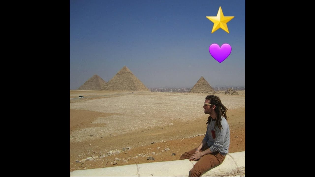 from Gavin gay tours egypt