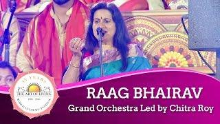 """Raag Bhairav (Mahishasura Mardini) Grand Orchestra"" | World Culture festival 2016"