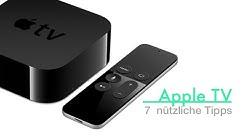 Apple TV Tipps für Anfänger und Fortgeschrittene