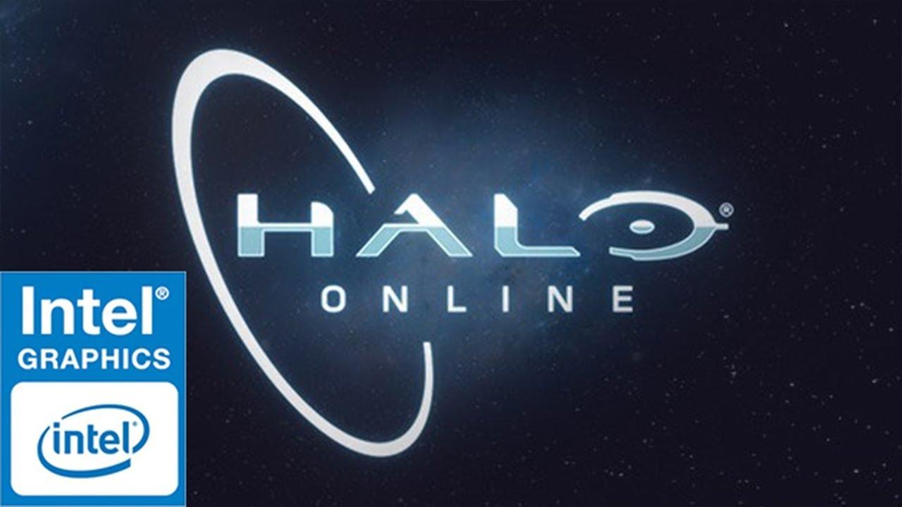 Halo Online on Intel HD 630