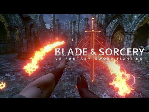 Blade and Sorcery - The Sorcery Update