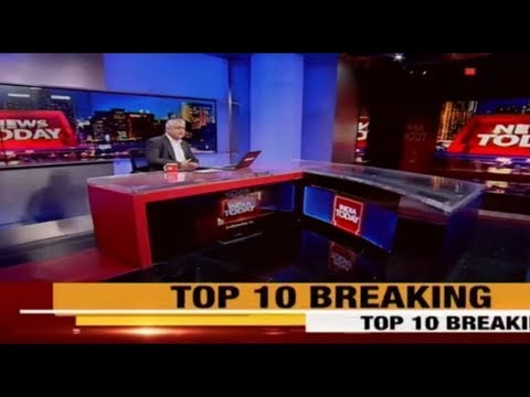 Top 9 Headlines Of the Day With Rajdeep Sardesai | India Today | 16th Jan 2019