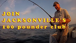 Jacksonville's 100 pounder club by 8am!