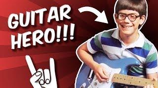 de FRIKI a GUITAR HERO - Peter Thorn |Guitarraviva
