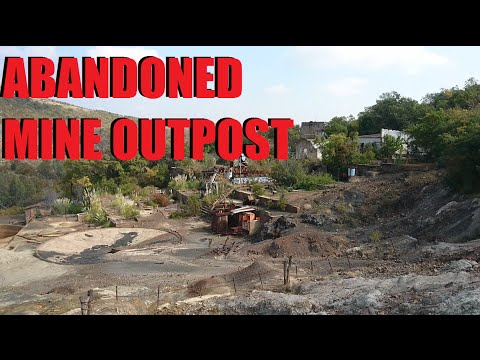 EXPLORING ABANDONED MINE OUTPOST