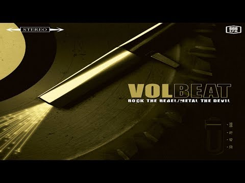Volbeat -Rock The Rebel/Metal The Devil Vinyl Rip [Full Album] HD