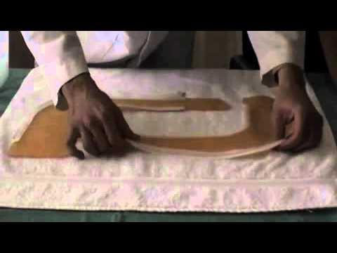 Как наложить турбокаст на лучезапястный сустав алмаг артрозе коленного сустава