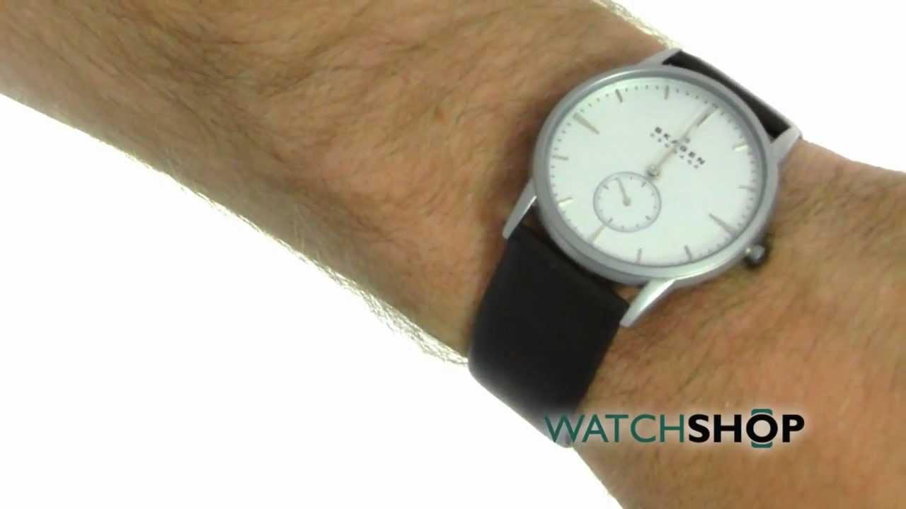 Do smartwatches still matter? | Skagen Jorn Hybrid Smartwatch .