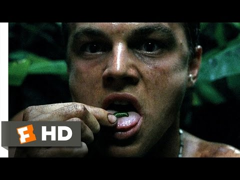 The Beach (4/5) Movie CLIP - Richard's Hallucination (2000) HD