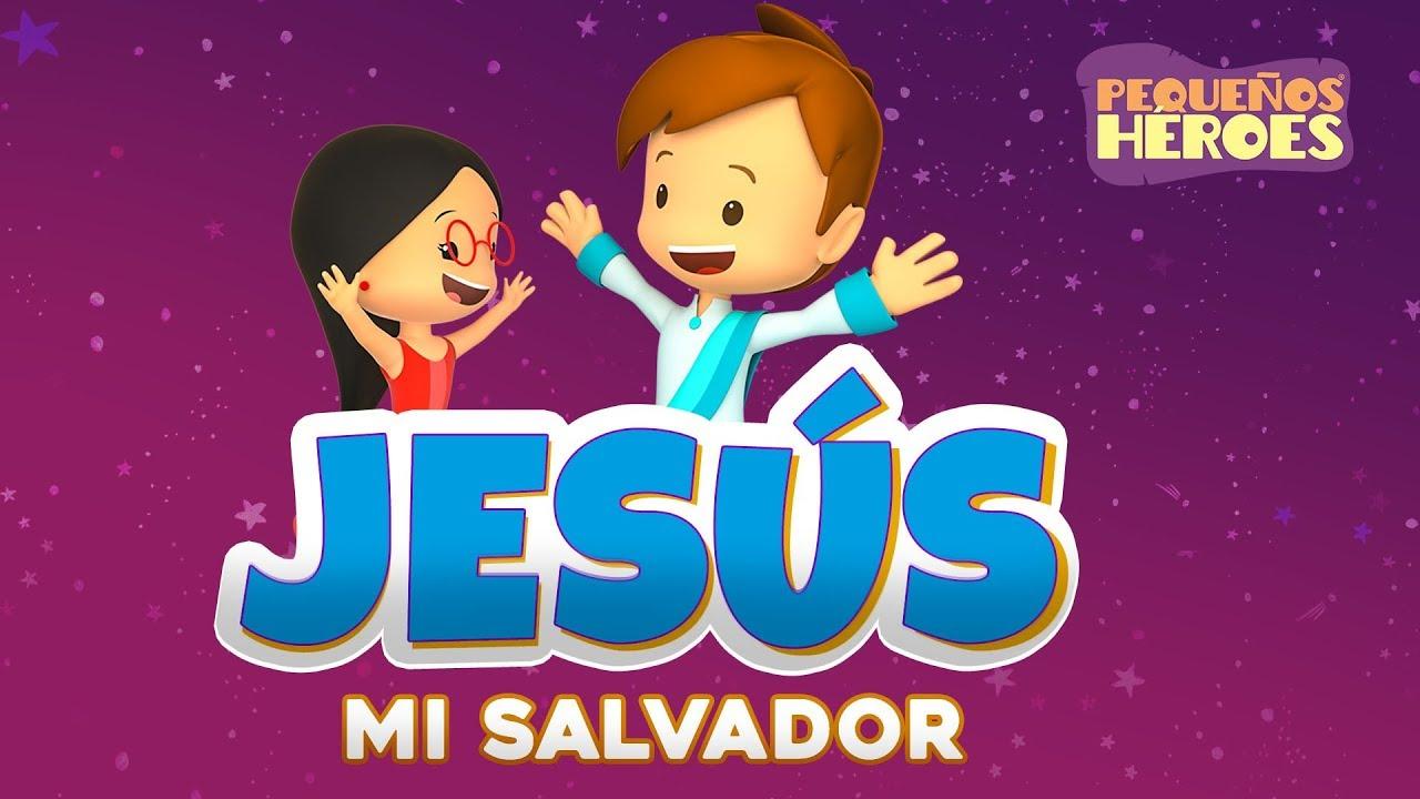 Jesús Mi Salvador Nueva Canción Infantil Pequeños Héroes Generación 12 Kids Chords Chordify