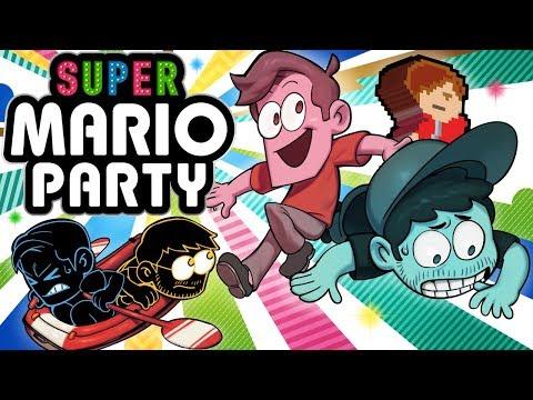 Super Mario Party w/ Friends!