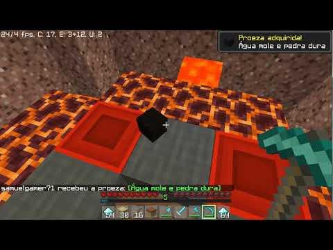 MUNDO QUADRADO!!! MINECRAFT (EPISODIO 2 ) - YouTube
