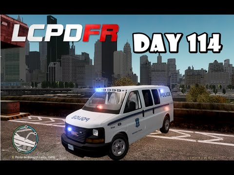 GTA IV : LCPDFR - Halifax Regional Police Patrol