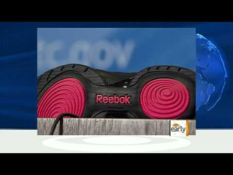 The Early Show Reebok settles suit over butt-shaping shoes