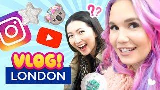 London Travel VLOG 😍 Shopping Haul! 🛍 wir bei Youtube Facebook 😱  Fashion Haul 2017 Topshop