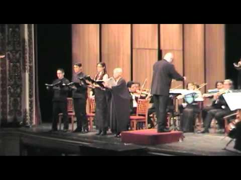 Sinfónica de Oaxaca - Temporada 2016 - Programa V - 01
