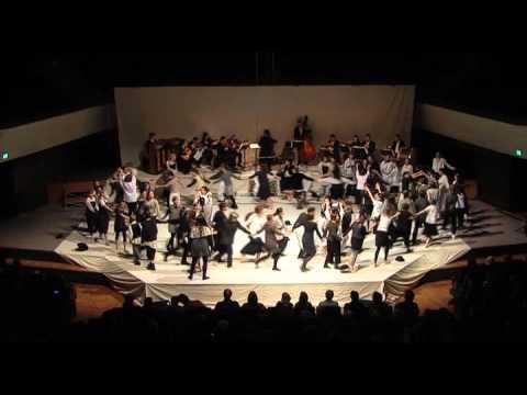 Brundibar by Hans Krasa - Moran Choir and the GewandhausKinderchor - Part 1