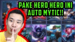 HERO2 AUTO MYTHIC JANUARI 2019!!