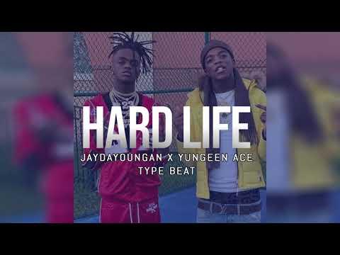 "[FREE] JayDaYoungan x Yungeen Ace Type Beat ""Hard life"" | Guitar Type Beat"