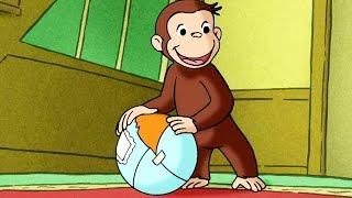 Georges le Petit Singe 🐵Georges, Le Concierge 🐵Saison 1  🐵Dessin Animé 🐵Animation Pour Enfants