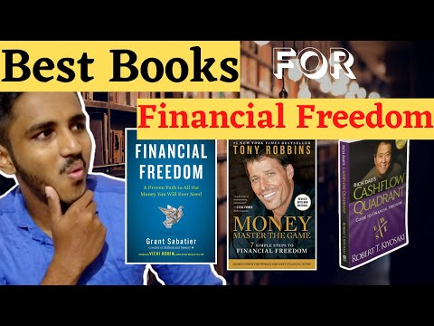 5 Great books on Financial Freedom   Life Changing books on Money
