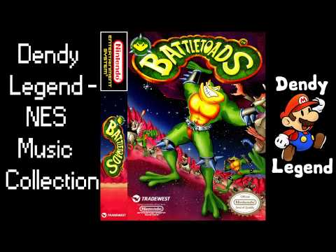 Battletoads NES Music Soundtrack OST - Volkmire Inferno Part 2 - [HQ] High Quality Music