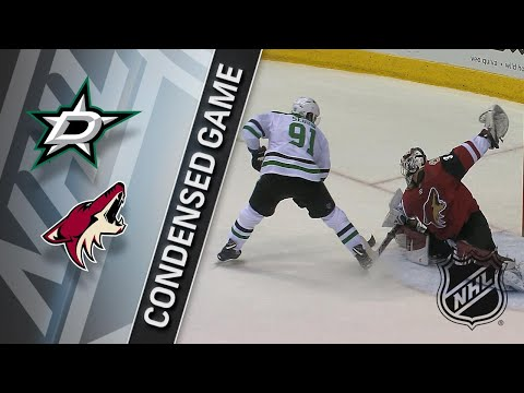 02/01/18 Condensed Game: Stars @ Coyotes