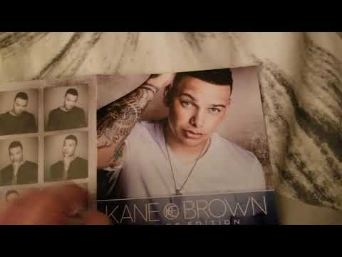 KANE BROWN DELUXE EDITION CD REVIEW