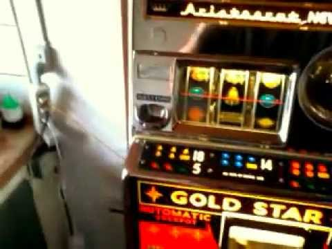 Slot machine goldstar