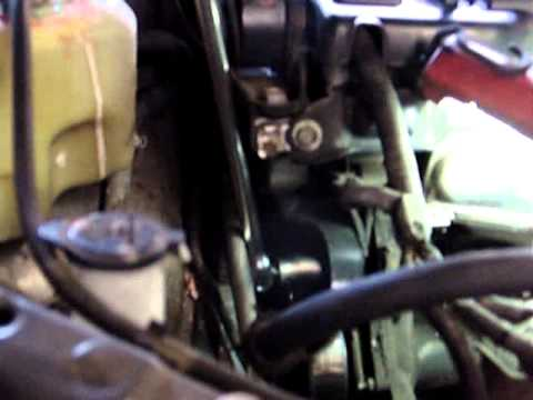2005 toyota camry 2 4l how to replace a water pump and doovi. Black Bedroom Furniture Sets. Home Design Ideas