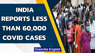 Covid-19: India reports 58,419 cases and 1,576 deaths in the last 24 hours | Oneindia News