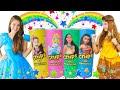 MILENINHA FINGE BRINCAR DE PRINCESA 2 | Kids Pretend Play Princess with Magic Chips الشبس السحري !!