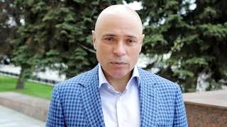 Игорь Артамонов поздравляет Липецк с Днем города и Днем металлурга
