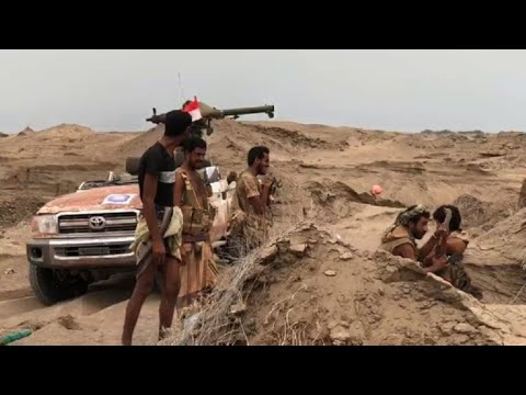 Heavy fighting near Yemen's Hodeida