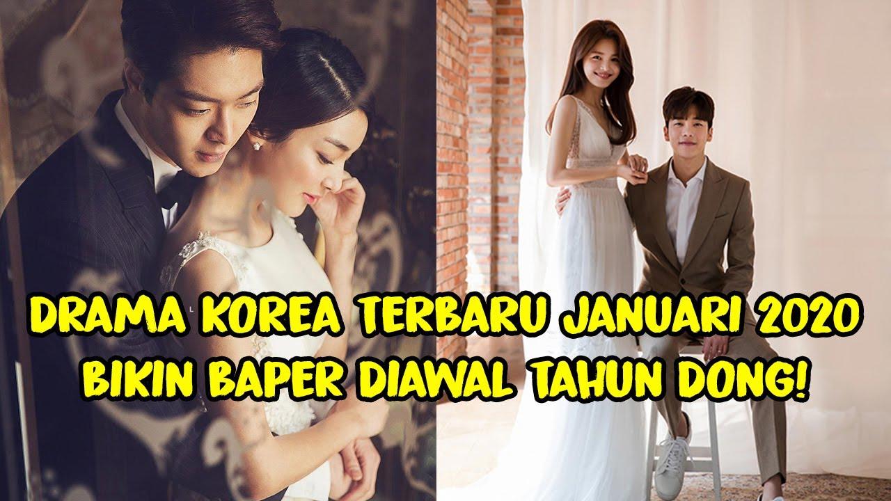 6 DRAMA KOREA JANUARI 2020 TERBARU WAJIB NONTON