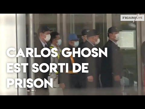 Ghosn salió de la cárcel tras más de 100 días de detención y fianza de u$s 9 millones