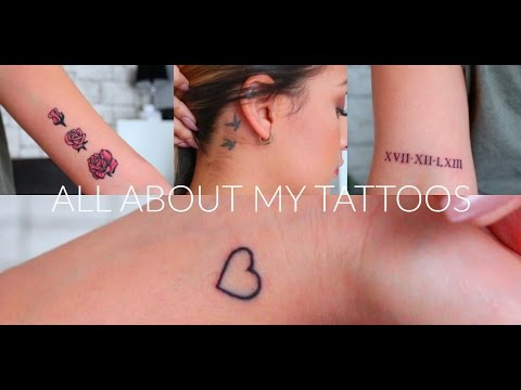 ALL ABOUT MY TATTOOS EMOTIONAL 2018