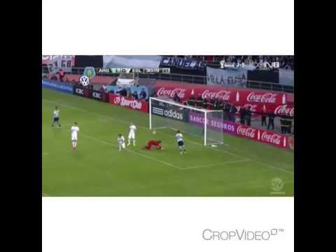 Messi Goal 2-0 Argentina-Slovenia