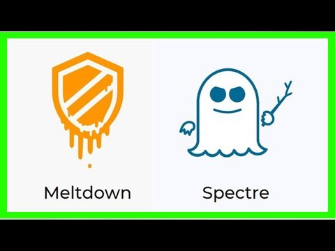 How to protect yourself from the spectre and meltdown chip flaws