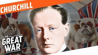 Winston Churchill - First Lord Of The Admiralty I WHO DID WHAT IN WW1?