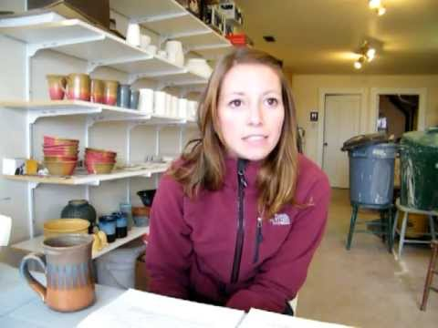 Interview with Suzanne Scott of Village Pottery, New London - PEI