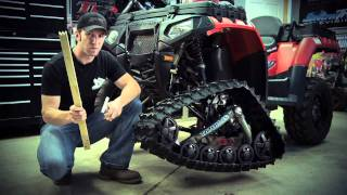 ATV Track Kit Maintenance