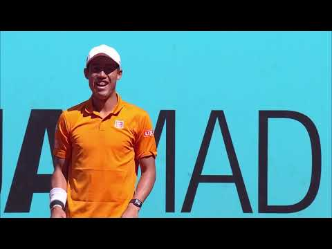 Kei Nishikori 2017 Best Moments