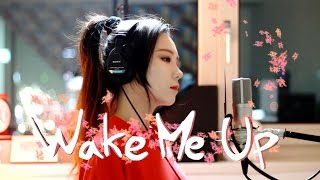 Avicii Wake Me Up Cover By J Fla
