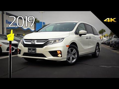 2019 Honda Odyssey EX-L - Ultimate In-Depth Look in 4K