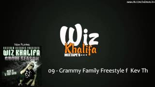 Wiz Khalifa - Grow Season ◄|| FULL MIXTAPE ||►