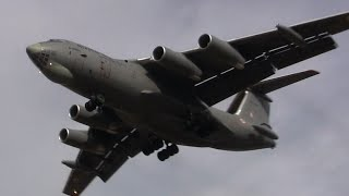 Indian Air Force Ilyushin Il-78 - Landing